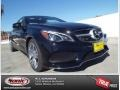 Black 2014 Mercedes-Benz E 550 Coupe