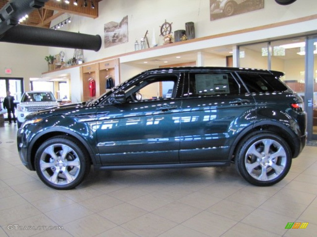 Aintree green metallic 2014 land rover range rover evoque dynamic exterior photo 89751763