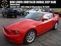 2013 Race Red Ford Mustang GT Premium Coupe #89714082
