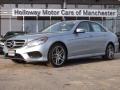 Diamond Silver Metallic 2014 Mercedes-Benz E Gallery