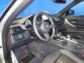 Black Prime Interior Photo for 2014 BMW 3 Series #89762921