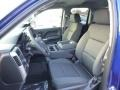 Blue Topaz Metallic - Silverado 1500 LT Double Cab 4x4 Photo No. 10