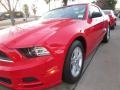 2014 Race Red Ford Mustang V6 Coupe #89761861