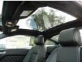 2014 Ford Mustang Charcoal Black Interior Sunroof Photo