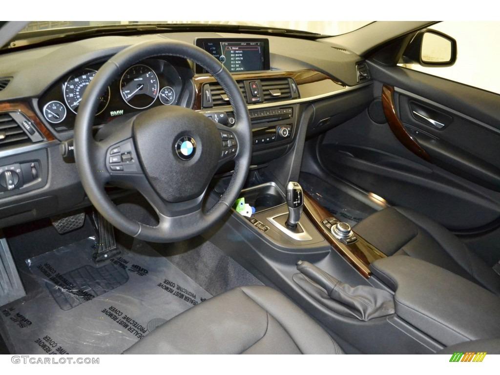 2013 BMW 3 Series 328i Sedan Interior Color Photos