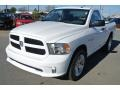2014 Bright White Ram 1500 Express Regular Cab #89762337