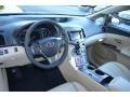 Ivory 2014 Toyota Venza Interiors