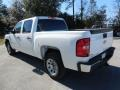 Summit White - Silverado 1500 Work Truck Crew Cab Photo No. 3