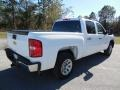 Summit White - Silverado 1500 Work Truck Crew Cab Photo No. 8