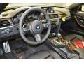 Black Prime Interior Photo for 2014 BMW 3 Series #89784596