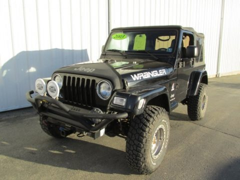 2003 jeep wrangler x 4x4 freedom edition data info and specs. Black Bedroom Furniture Sets. Home Design Ideas