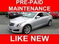 Radiant Silver Metallic 2013 Cadillac ATS 2.5L Luxury