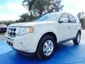 2012 White Suede Ford Escape Limited #89817075