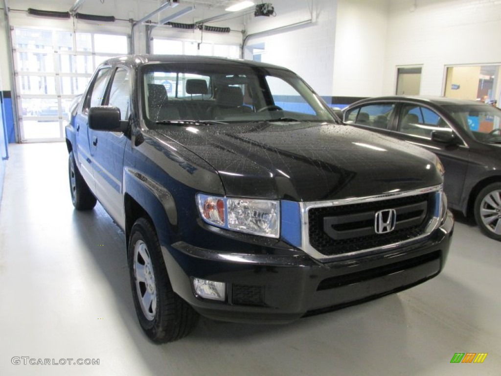 nighthawk black pearl 2009 honda ridgeline rt exterior. Black Bedroom Furniture Sets. Home Design Ideas