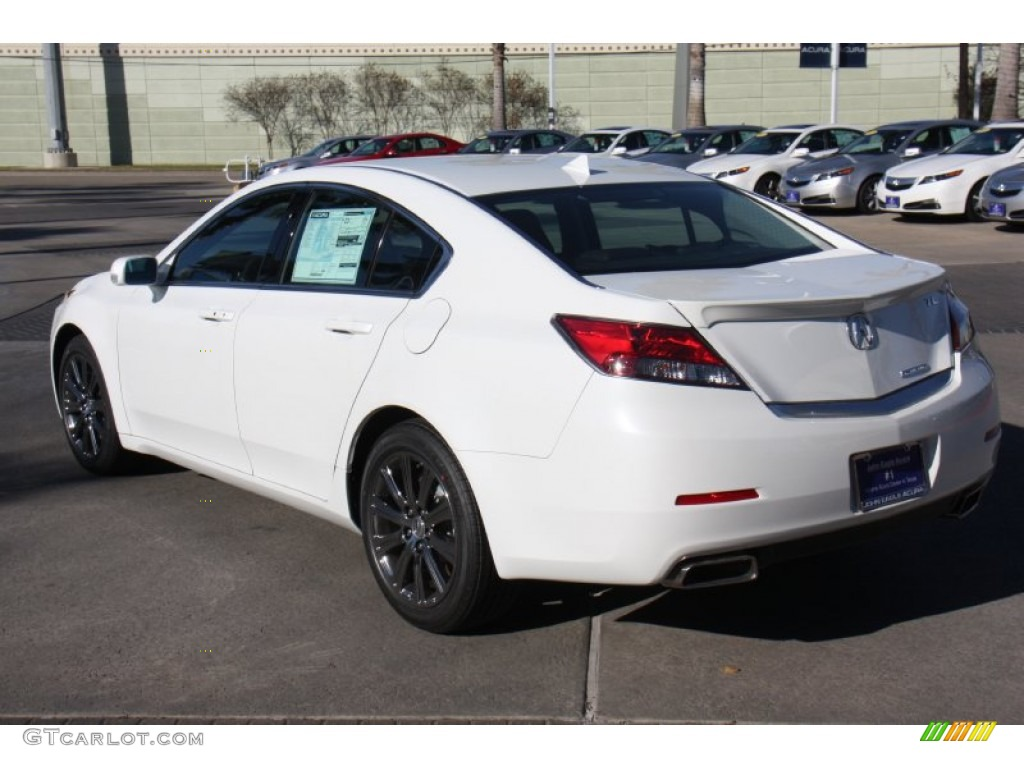 2014 bellanova white pearl acura tl special edition 89816975 photo 5 car. Black Bedroom Furniture Sets. Home Design Ideas