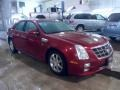 Crystal Red 2008 Cadillac STS V8