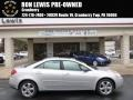Liquid Silver Metallic 2006 Pontiac G6 GT Sedan