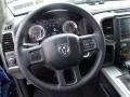 2013 1500 R/T Regular Cab Steering Wheel