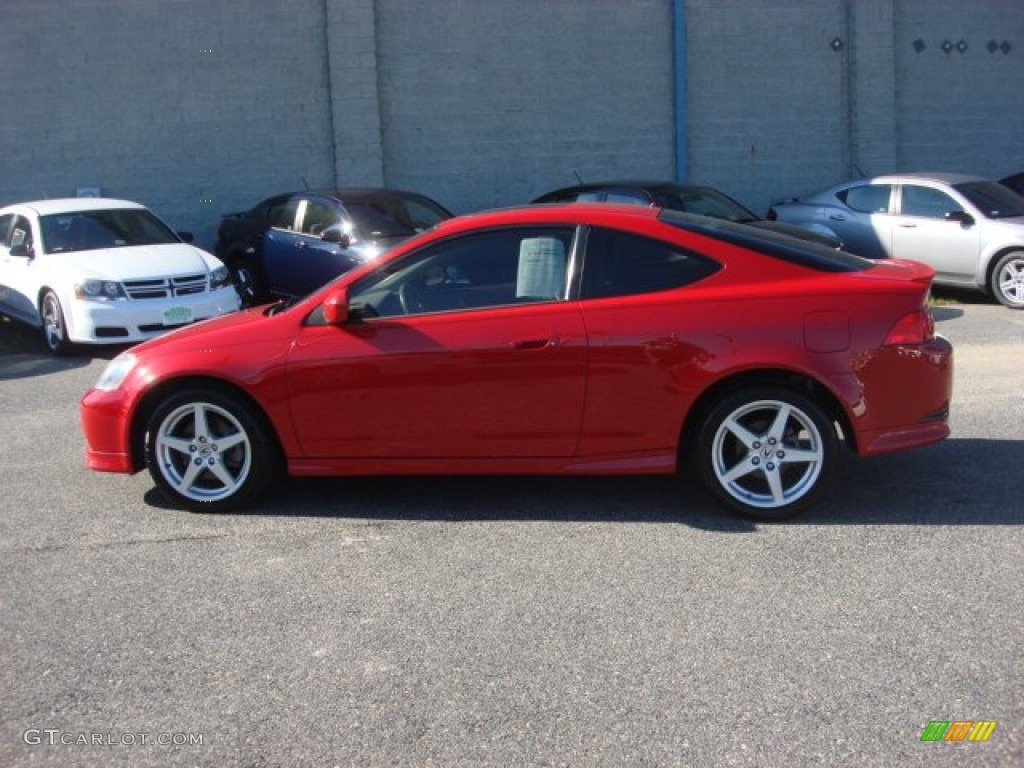 Milano Red 2006 Acura RSX Type S Sports Coupe Exterior Photo #89859601 | GTCarLot.com