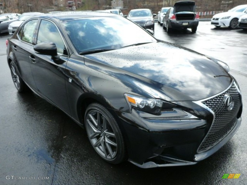 lexus 2014 is 250 black. obsidian black 2014 lexus is 250 f sport awd exterior photo 89860325 is a