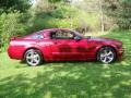 2007 Redfire Metallic Ford Mustang GT Premium Coupe  photo #4