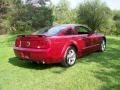 2007 Redfire Metallic Ford Mustang GT Premium Coupe  photo #5