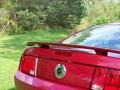 2007 Redfire Metallic Ford Mustang GT Premium Coupe  photo #15