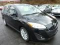 Front 3/4 View of 2014 MAZDA5 Touring