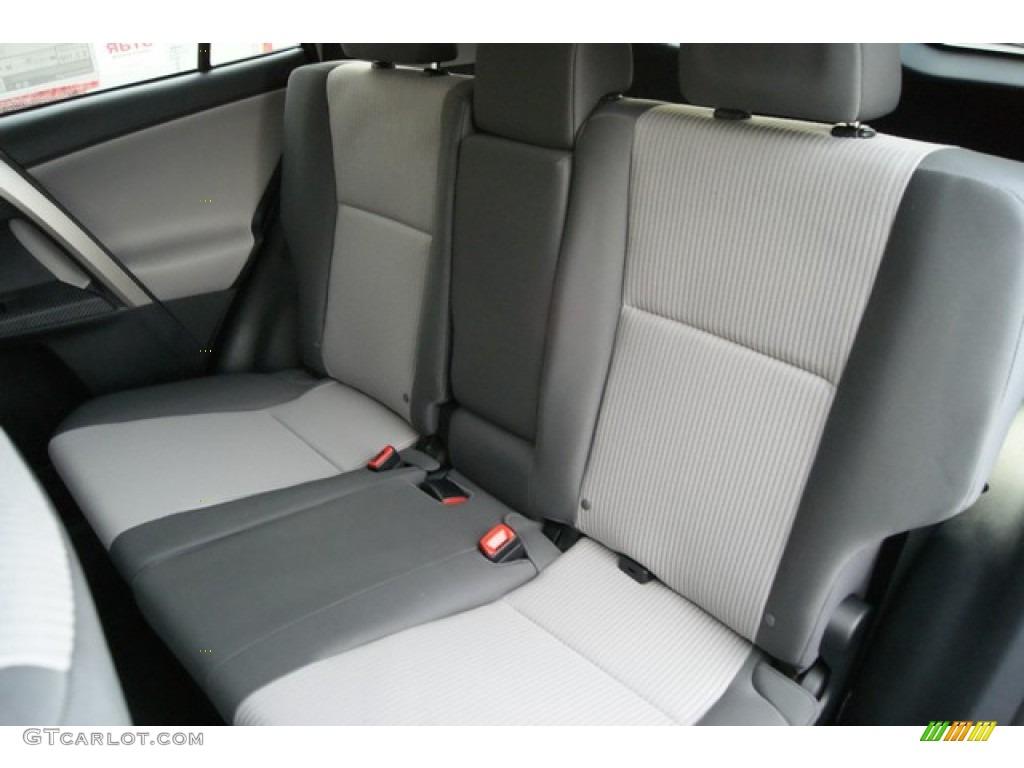 Ash Interior 2014 Toyota Rav4 Le Awd Photo 89880402