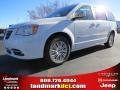 Bright White 2014 Chrysler Town & Country Limited