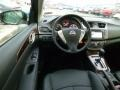 Charcoal Dashboard Photo for 2014 Nissan Sentra #89885833