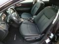 Charcoal 2014 Nissan Sentra Interiors