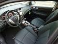 Charcoal Interior Photo for 2014 Nissan Sentra #89885866