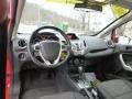 Charcoal Black Dashboard Photo for 2013 Ford Fiesta #89892802