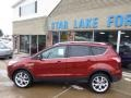 2014 Sunset Ford Escape Titanium 2.0L EcoBoost 4WD  photo #7