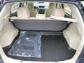 2014 Subaru Impreza Ivory Interior Trunk Photo