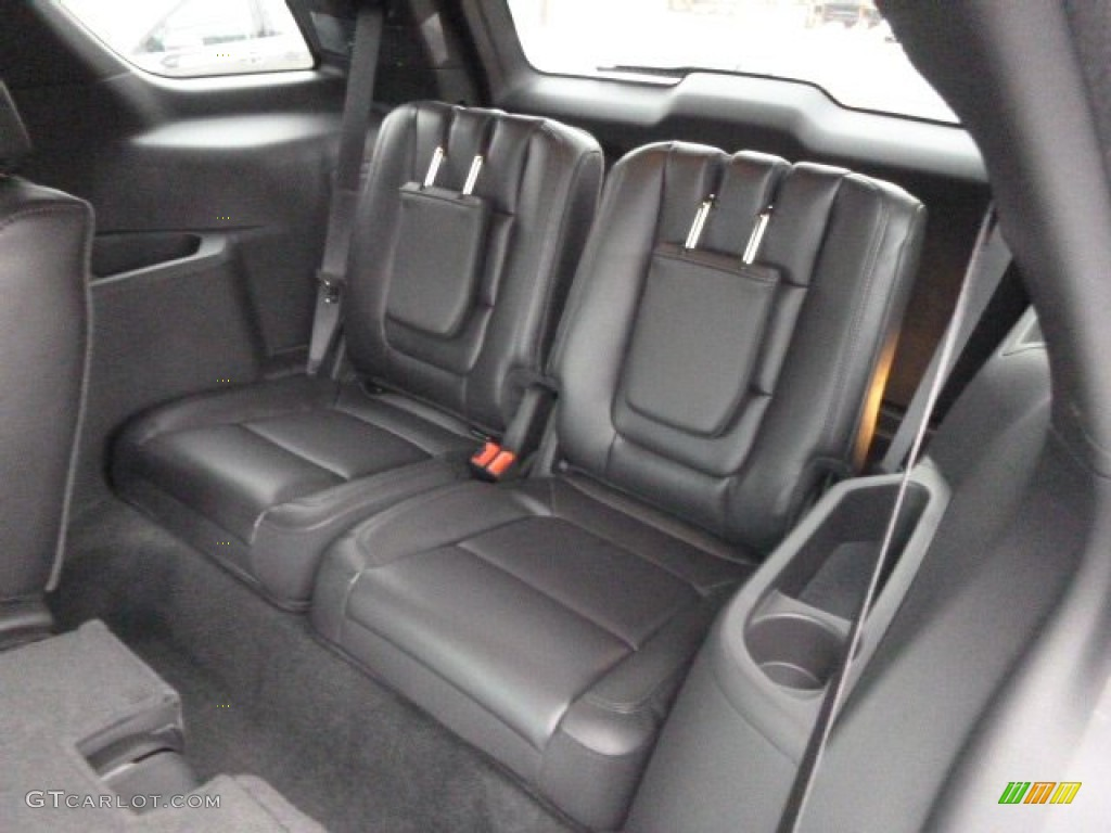 2002 Ford Explorer Xlt >> 2014 Ford Explorer Limited 4WD Interior Color Photos ...