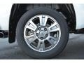 2014 Toyota Tundra Platinum Crewmax Wheel and Tire Photo
