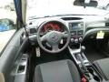 2014 Subaru Impreza Carbon Black Interior Dashboard Photo