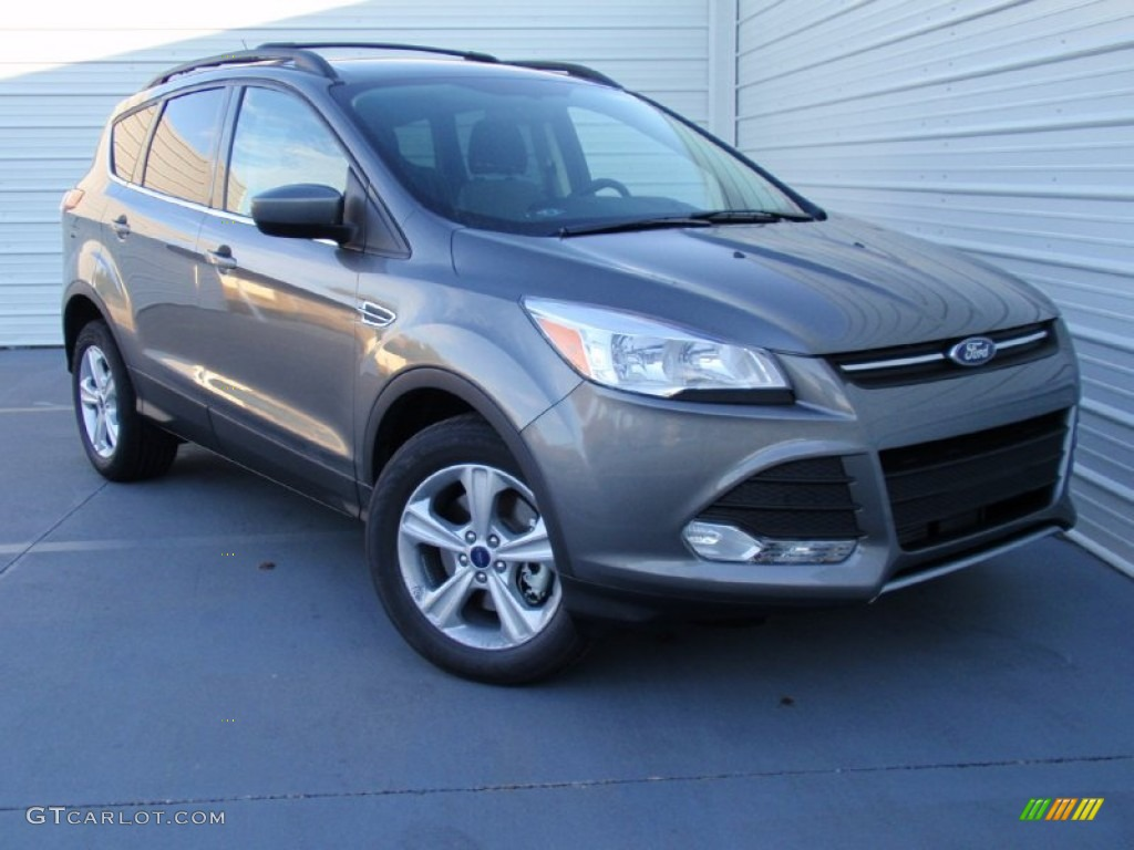 2014 Escape SE 2.0L EcoBoost - Sterling Gray / Charcoal Black photo #1