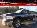 2013 True Blue Pearl Ram 1500 Big Horn Quad Cab #89882432