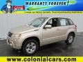 Clear Beige Metallic 2007 Suzuki Grand Vitara 4x4