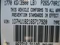 2006 Patriot Blue Pearl Dodge Ram 1500 SLT Quad Cab 4x4  photo #13