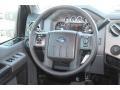 2012 Sterling Grey Metallic Ford F250 Super Duty XLT Crew Cab 4x4  photo #53