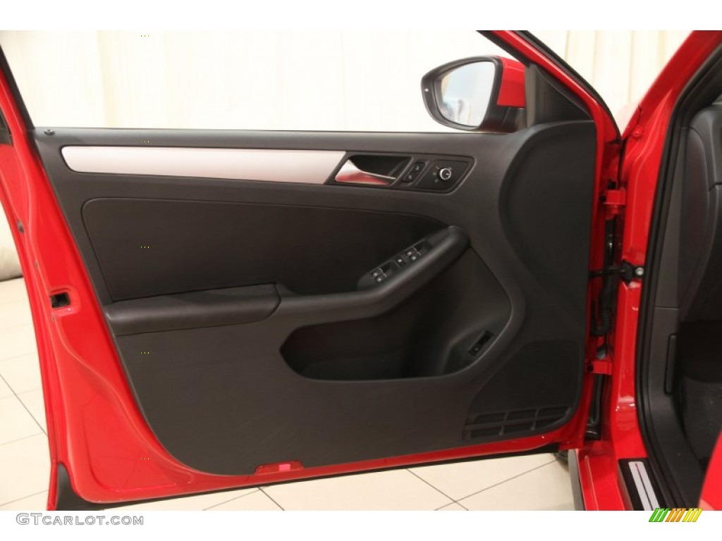 2012 Volkswagen Jetta Gli Autobahn Door Panel Photos