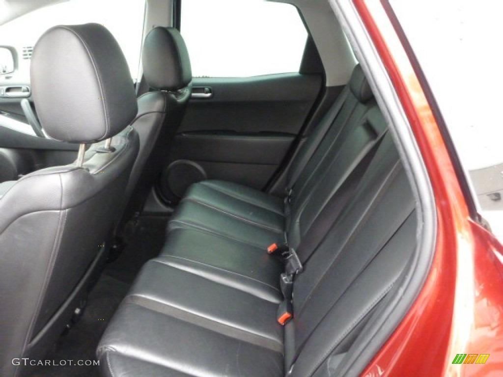 2008 mazda cx-7 grand touring interior color photos | gtcarlot