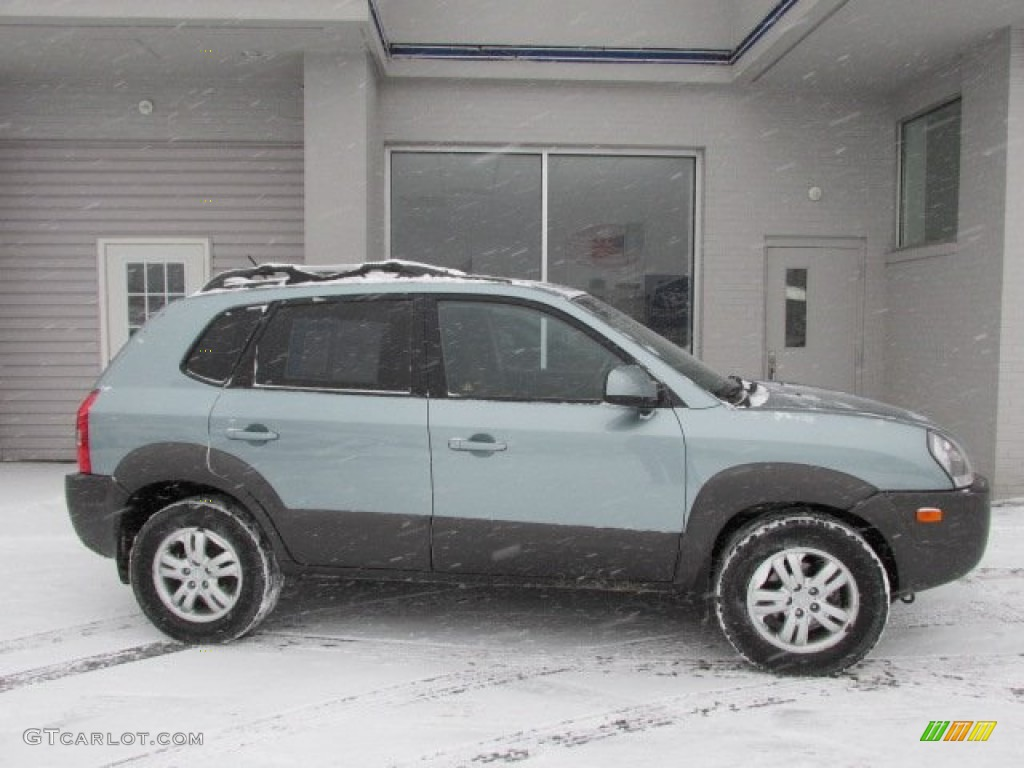 alpine frost 2006 hyundai tucson gls v6 4x4 exterior photo 89930208. Black Bedroom Furniture Sets. Home Design Ideas