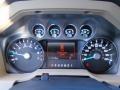 2014 Ford F250 Super Duty Adobe Interior Gauges Photo