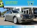 Tuscan Bronze ChromaFlair 2010 Cadillac CTS 3.0 Sedan