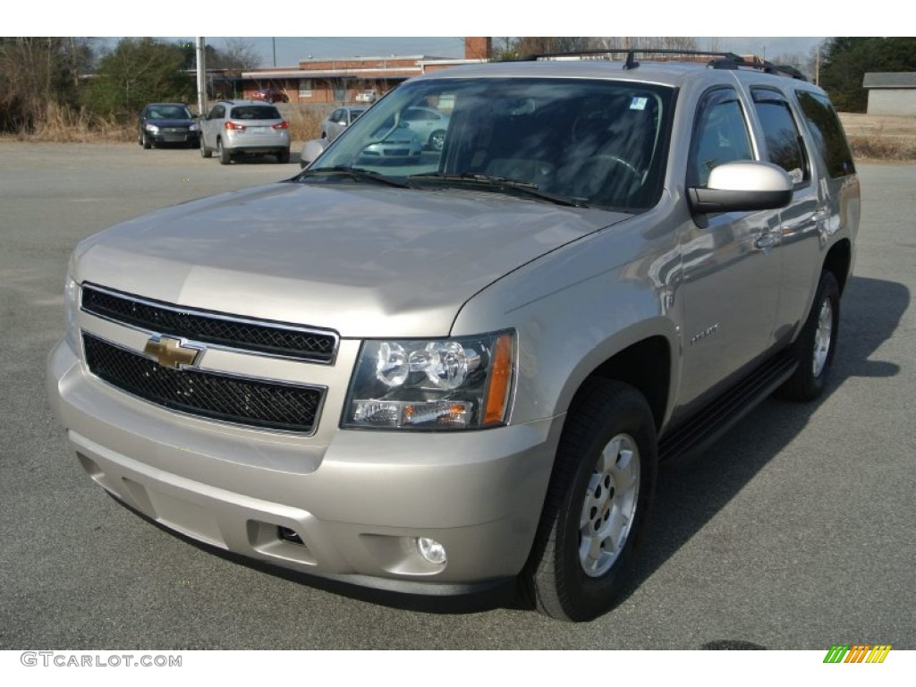 2009 silver birch metallic chevrolet tahoe lt 4x4 89916258 photo 2 car color. Black Bedroom Furniture Sets. Home Design Ideas